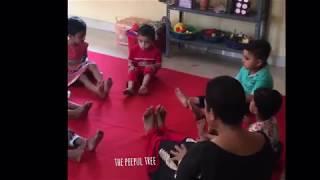 Bounce Bounce, preschool song