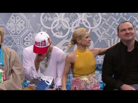 Tatiana Volosozhar & Maxim Trankov Win Gold - Full Free Program | Sochi 2014 Winter Olympics