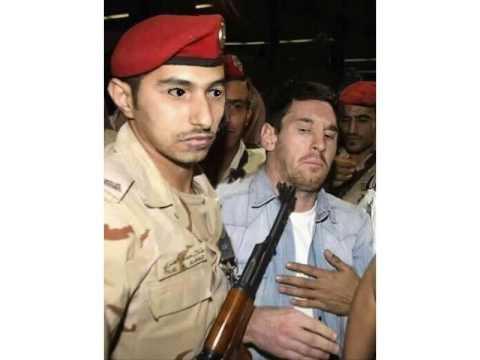 Messi, no hagas gol a Arabia Saudi.wmv