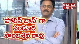 DGP Sambasiva Rao about Security Arrangements in AP | The Leader With Vamsi #1