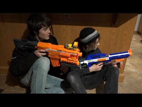 NERF WAR: FREAK SHOW