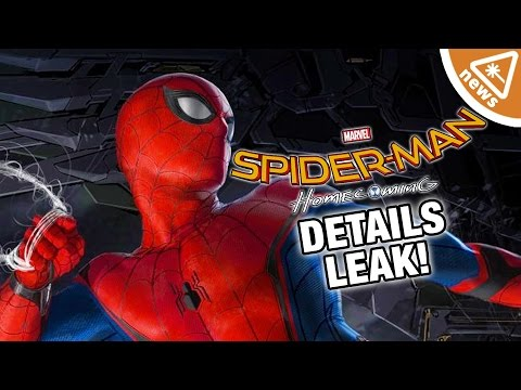 New Spider-Man Homecoming Details Leak! (Nerdist News w/ Jessica Chobot) #1