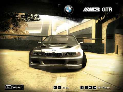 Need For Speed Most Wanted 50 novos carros