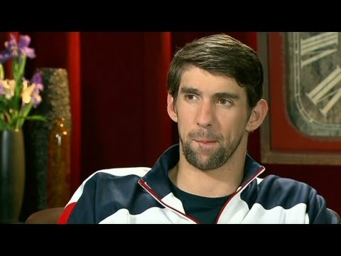 Olympian Michael Phelps talks about infamous bong photo