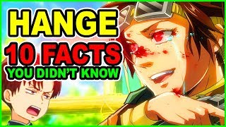 10 HANGE ZOE FACTS You Didn?t Know! Attack on Titan Facts (Hanji Zoe Survey Corps Commander)