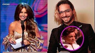 Thalia Abucheada Maluma Desairado Latin Grammy 2018 De Lo Que Todos Hablan