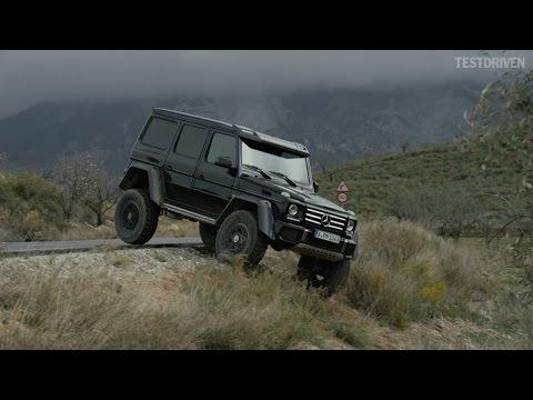 Mercedes G500 4x4²