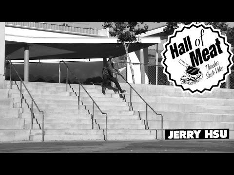 Hall Of Meat: Jerry Hsu