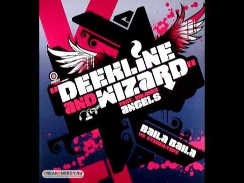 Deekline & Wizard* Deekline And Wizard - Back Up (Love For The Music) (Krafty Kuts Remix)