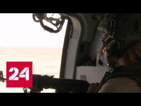 Битва за Дейр-эз-Зор: террористов отбросили за Евфрат