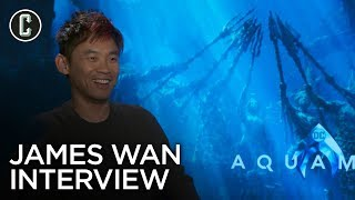 Aquaman: Director James Wan Interview