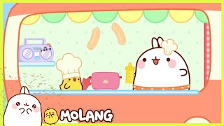 Molang - The Food Truck | Full Molang episodes - Cartoon for kids