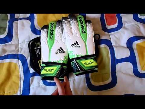 Guantes ADIDAS PREDATOR Artificial Grass Unboxing y Review - En Español! [HD]