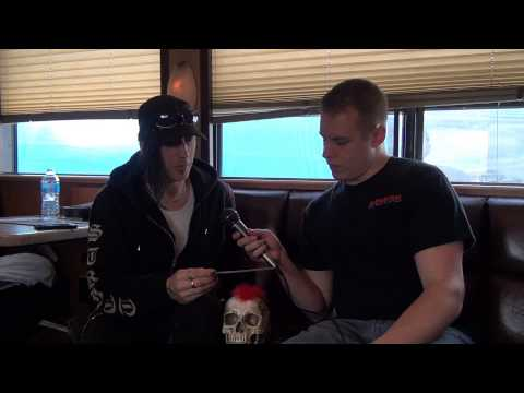 Virus - Device Interview at LAZERfest 2013 - Backstage Entertainment