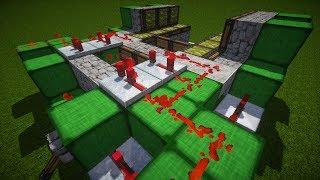 Geheimgang im Boden V2 - Minecraft Tutorial