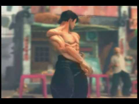 Street Fighter 4 All Rival Cutscenes