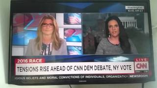 CNN gets owned Bernie sanders break up banks