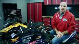 Adjusting Your Snowmobile Suspension