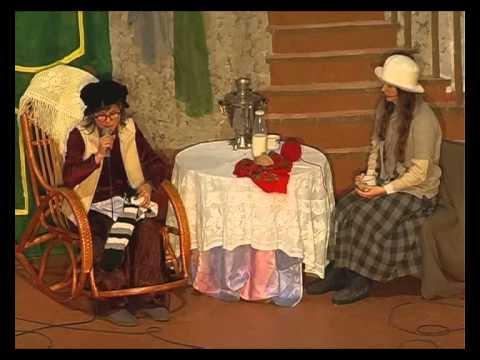 Сценическая постановка Рождественская история.avi