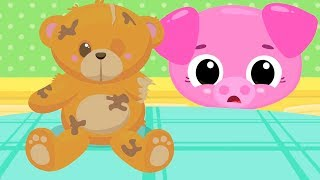Cute & Tiny Toys Baby Care - Play Fun With Baby Doll, Kids Car And Cooking - Fun Learning Kids Games
