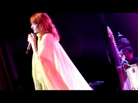 Florence And The Machine - Hurricane Drunk (Greek Theater, Los Angeles CA 6/13/11)