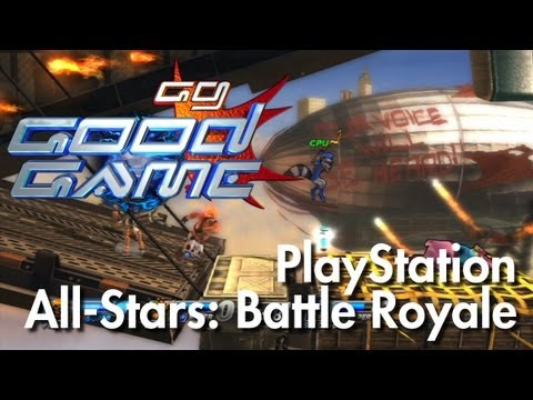 Good Game Review - PlayStation All-Stars: Battle Royale - TX: 04/12/12