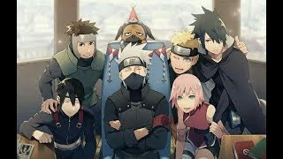 Naruto-The Will of Fire [AMV]