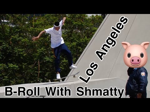 Shmatty DTLA B- Roll