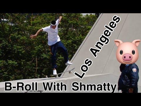 Shmatty DTLA B- Roll