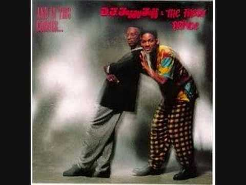 DJ Jazzy Jeff & The Fresh Prince - Then She Bit Me