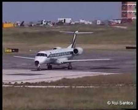Alitalia Express Embraer EMB-145LR