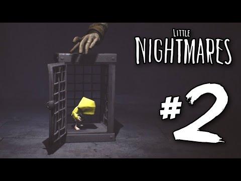 The Nightmare Fuel! - Little Nightmares | Part 2 (Gameplay)