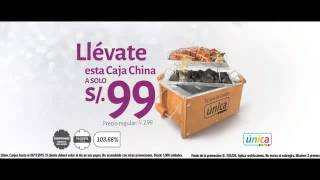 Caja China Mr. Grill & CrediScotia