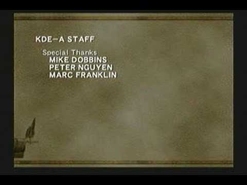 Suikoden IV (PS2) 108 Stars Ending - Part 4 of 4