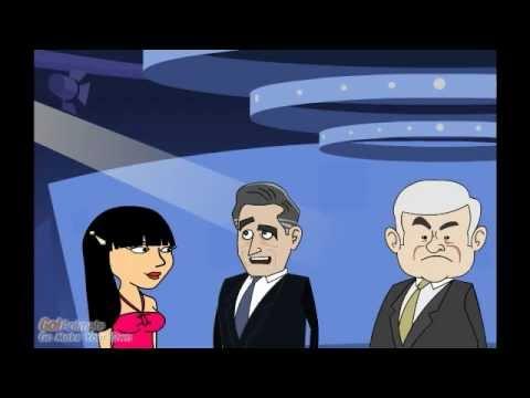 Kim Kardashian, Mitt Romney, Barack Obama, Ron Paul, Newt Gingrich, 99 percent