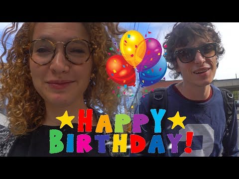 VLOG - Compleanno Giammy 2O17 HD 🎈🎁