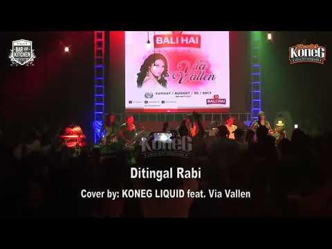 Via vallen, ditinggal rabi _ koneg live september 2017
