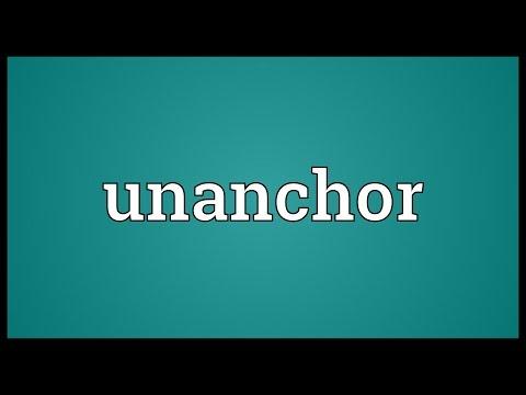 Header of unanchor