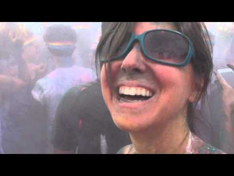 Philly Color Run - Color Explosion