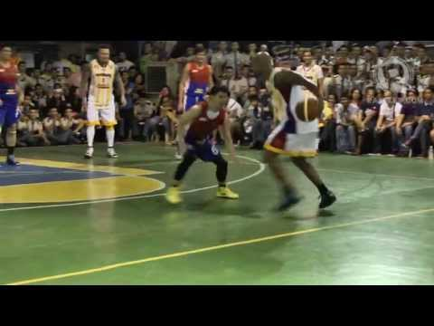 HIGHLIGHTS: Stephon Marbury Charity game