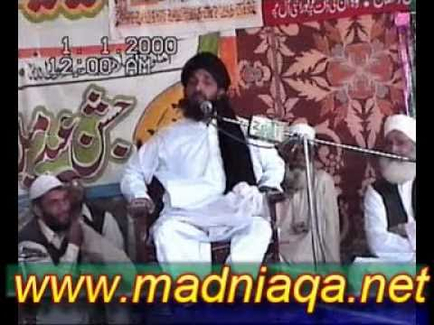 MUFTI HANIF QURESHI ON EID-E-MEELAD-UN-NABI (OPERATION WAHABI!!!)