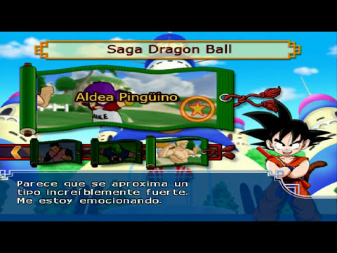 Dragon Ball Z Budokai Tenkaichi 3 Version Latino * Menú Historia Dragon* HD