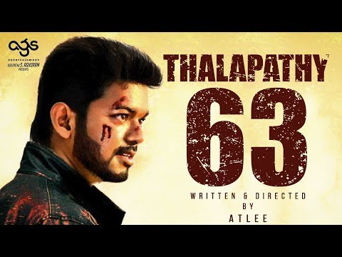 Thalapathy 63 : Another MASS and CLASS Addition to the Movie