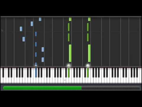 (How to Play) My Heart Will Go On (Rose Titanic Theme) on Piano...