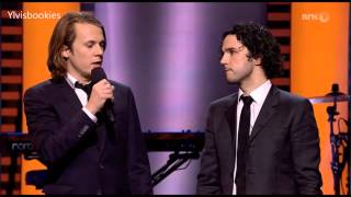 Ylvis Video - Ylvis - The Fox wins the Hit of The Year - Spellemann 2013