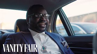 Brian Tyree Henry Takes a Ride to the 2017 Emmys | Vanity Fair