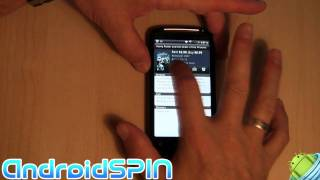 T-Mobile HTC Sensation Video Review