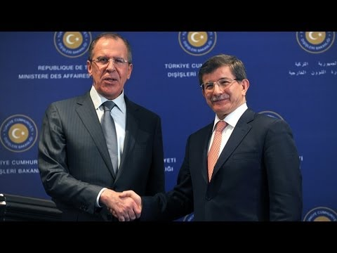 Turkey, Russia: A Complex Relationship (Agenda)