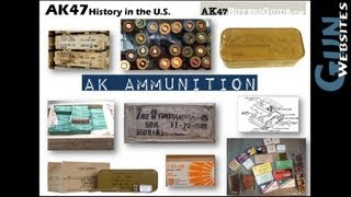 AK47 Ammo in the USA 7.62x39