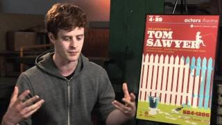Tom Sawyer Behind the Scene